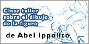 Clase taller sobre el dibujo de la figura con Abel Ippólito