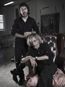 Luis y Rómulo Royo, autores