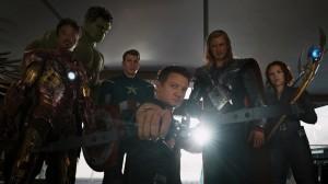 Fotograma de Los Vengadores
