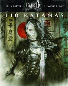 110 Katanas