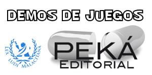 Demos de juegos de Peká