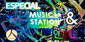 Especial Inkigayo & Music Station