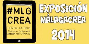 Exposición MálagaCrea 2014 Cómic