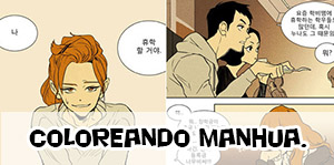 Coloreando Manhua