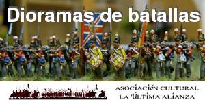 Dioramas de batallas