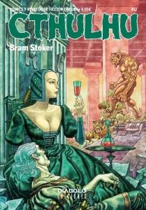 Revista Cthulhu: Bram Stoker y el cómic