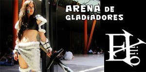 Arena de gladiadores