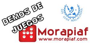 Demos de juegos de Morapiaf