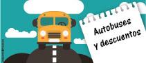 Autobuses y descuentos