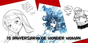Wonder woman: 75 añitos