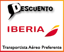 Descuento de Iberia