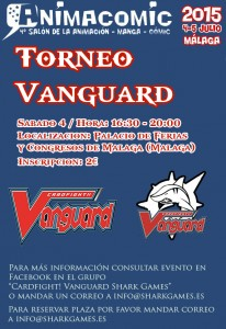 Torneo Cardfight! Vanguard