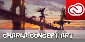 Adobe Masterclass: Arte conceptual