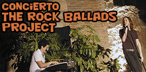 Concierto de The Rock Ballads Project