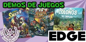 Demos de juegos de Edge