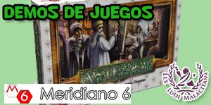 Demos de juegos de Meridiano 6