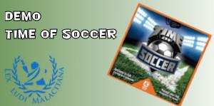 Demo de Time of Soccer