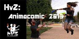 HvZ: Animacomic 2015