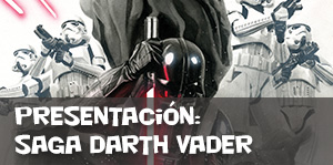 Salvador Larroca presenta Star Wars: Darth Vader