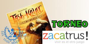 Torneo de juegos de Zacatrus
