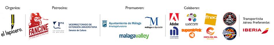 Organizador, patrocinadores, promotores y colaboradores