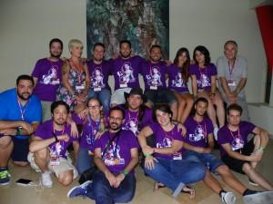Equipo Animacomic 2015