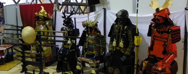Exposición Clan Ô-tachi, La flor y la espada