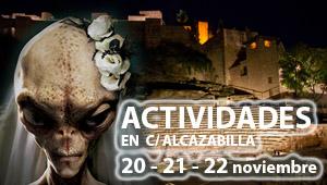 Actividades en calle Alcazabilla