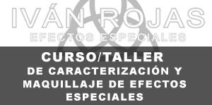 ESPACIU, 13-15 NOV: Curso de caracterización y maquillaje de efectos especiales