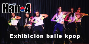 Exhibición de baile K-Pop