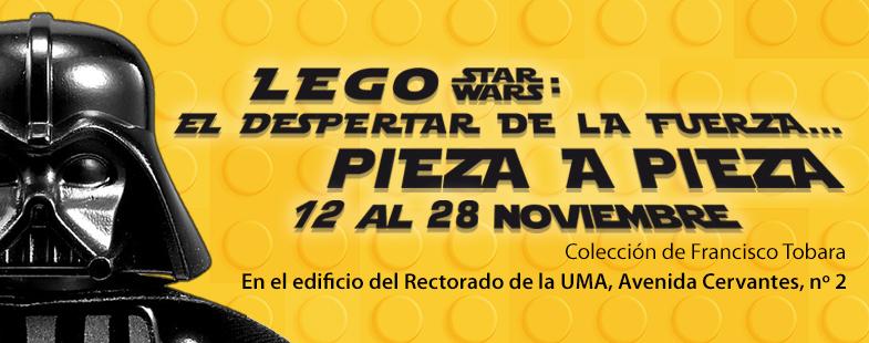 Lego Star Wars: El despertar de La Fuerza... pieza a pieza