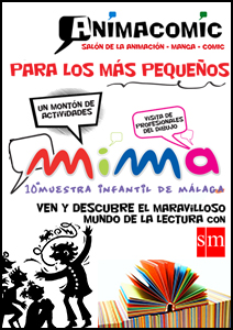 Animacomic en MIMA 2013