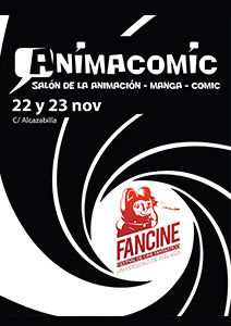 Animacomic en Fancine 2014